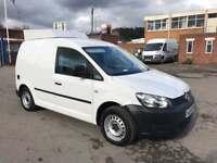 2012 Volkswagen Vw caddy 1.6 tdi dsg automatic 30k mobile food catering van NO VAT business