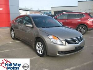 2007 Nissan Altima 2.5 SL | Attractive & Spacious!