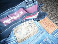 Diesel and police jeans sale