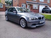 BMW 320d 6 Speed Manual M-Sport 53 Plate