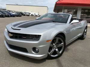2012 Chevrolet Camaro Convertible 2SS RS