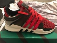 Adidas EQT Support in red