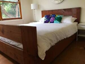 Queen Bed Timber Frame Anglesea Surf Coast Preview