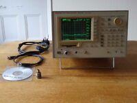 Anritsu MS2601B spectrum analyser