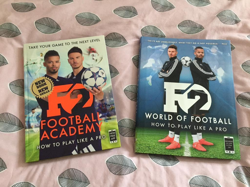 The F2 FreestylersBooks x2 As New