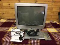 Samsung TV & Freeview box