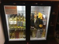 Wine/ bottle beer cooler.