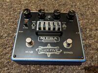 Mesa Boogie Flux-Five Overdrive EQ £220 O.N.O