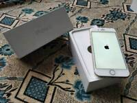 *Apple iPhone 6 gold 64gb, Vodafone lebara talk talk boxed charger fully working