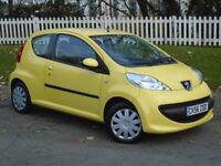 2006 (56) Peugeot 107 1.0 12v Urban 2-Tronic | AUTO | F. HISTORY | NEW CAMBELT | LONG MOT |