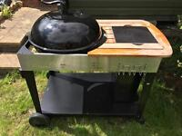 Blooma Bondi charcoal barbeque