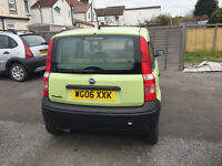 Fiat Panda 1.1 Petrol 5 Door Hatchback Manual 2006 Fantastic Car Low Mileage 12 Months MOT