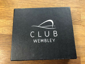 Selling Club Wembley wallet