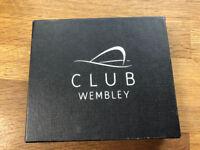 Selling Club Wembley wallet