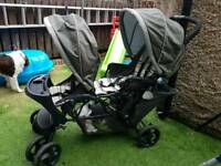 Gerico double buggy