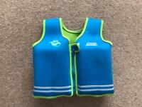 Zoggs swim body float aged 4-5 years old