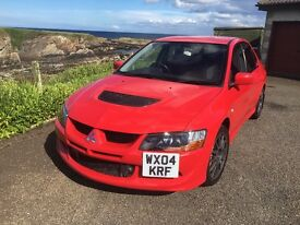 Mitsubishi Evo 8 MR FQ-320 400BHP. 41K MILES. FULL SERIVCE HISTORY. IMMACULATE CONDITION.