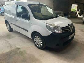2015 64reg Renault Kangoo 1.5 DCI White Side loading door