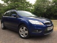 2008 Ford Focus 1.6 Style 5dr Facelift mot 2019 cheap to run and insure newer shape model