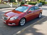 Vauxhall insignia vx line sri 160bhp cdti