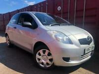 Toyota Yaris 1 Litre Petrol Full Years Mot No Advisorys Low Miles Cheap To Run And Insure Cheap Car!