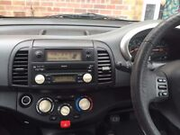 NISSAN MICRA 2003 53 1.2 SE KEYLESS START AND ENTRY