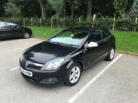 Vauxhall Astra mk5 Black sxi 1.6 petrol