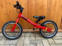 Frog Tadpole Plus Balance Bike Red