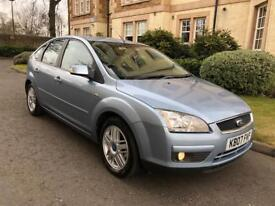 IMMACULATE FORD FOCUS 1.6 GHIA TOP OF THE RANGE