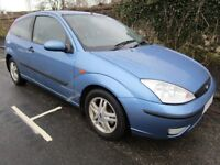 FORD FOCUS 1.6 LX AUTOMATIC FULL YEARS MOT 84500 MILES VERY GOOD CONDITION