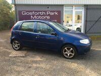 Fiat Punto 1.2 Active (05) *5 Door *Long Mot *Only £500