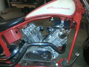 Wanted older1983 virago 1100 parts
