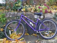 Hybrid bike - recently serviced.