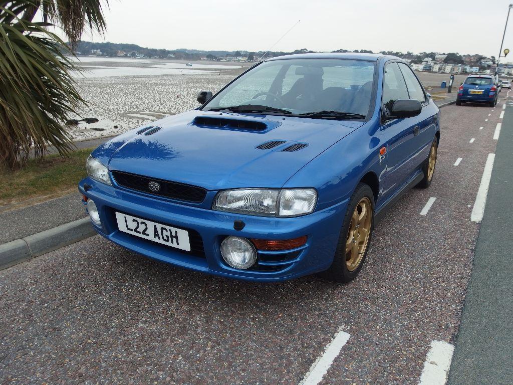 Subaru Impreza Terzo Turbo Limited Edition 32000 Miles