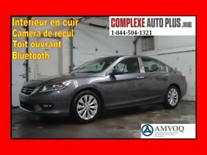 2014 Honda Accord Sedan EX-L *Cuir,Toit,Camera recul