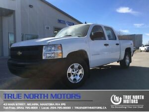 2011 Chevrolet Silverado 1500  Crew Cab 4x4 Clean Car Proof