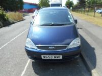 FORD GALAXY SORRY NOW SOLD NOW SOLD NOW SOLD