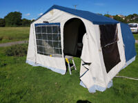 Conway Clipper Trailer Tent 92
