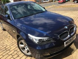 BMW 520d for sale, immaculate condition, clean inside and out, amazing family car, very powerful.