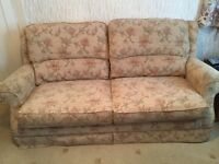 Alstons three seater suite