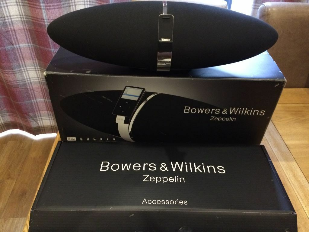 bowers wilkins zeppelin in chester le street county. Black Bedroom Furniture Sets. Home Design Ideas