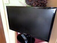 """Samsung 27"""" SyncMaster HDTV Monitor"""