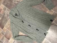 Men's medium cardigan