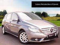 Mercedes-Benz B Class B180 CDI BLUEEFFICIENCY SE (grey) 2013-09-23