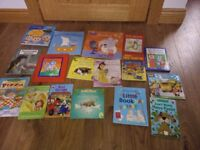 mixed book bundle 1 as seen in pic collect or delivery Stonehaven