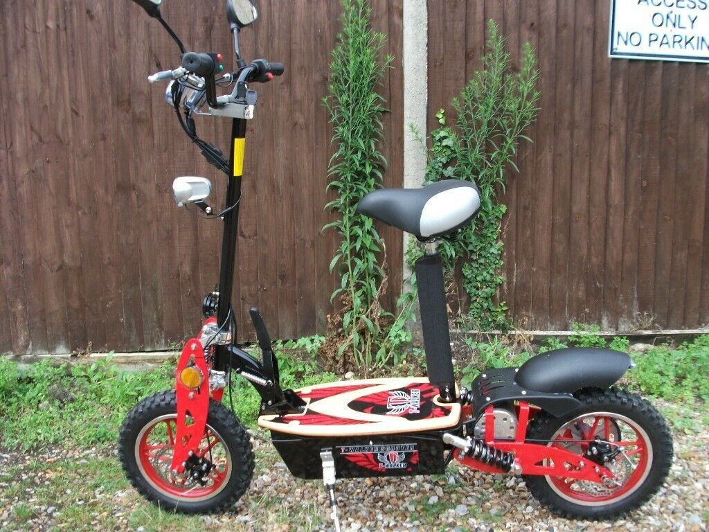 ZIPPER ELECTRIC SCOOTER 1000W | in Houghton Regis ...