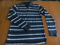 Pierre Cardin jersey top, new, small