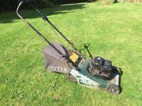 Hayter petrol lawnmower