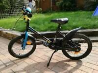 Decathlon btwin - child 3-6 year bike