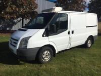 Transit fridge van spares or repair drive away export no vat
